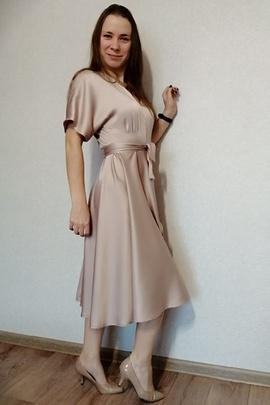 Платье Алисия.                                 cover of user feedbackТатьяна