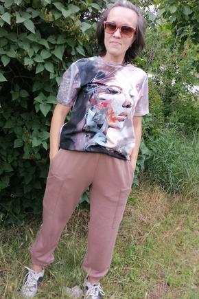 Это мои любимые брюки.