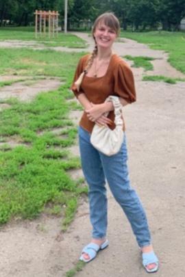 Блуза Дебора.                                 cover of user feedbackПользователь 30784