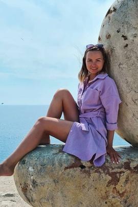 Платье-рубашка Адель.                                 cover of user feedbackЕлена Колыхалова