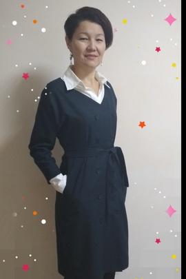 Платье Агата.                                 cover of user feedbackПользователь 71088