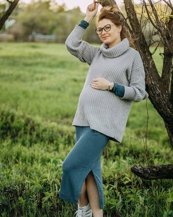 Еще немного о небеременной одежде для беременных 😏
