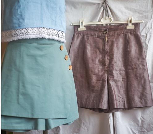 Идеальные шорты и база для моделирования