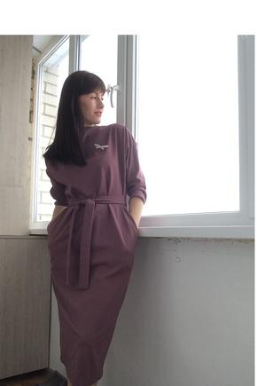Платье Агата из джерси