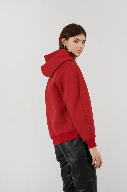 Lilas hoodie