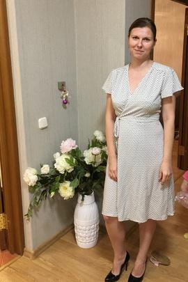 Платье Яна.                                 cover of user feedbackПользователь 80306