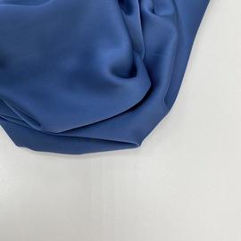 Искуственный шелк, синий
