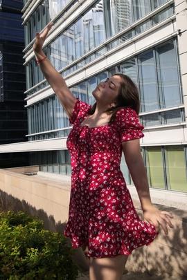 Платье Нола.                                 cover of user feedbackПользователь 123572