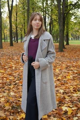 Курс по пошиву пальто Хлоя (курс+выкройка).                                 cover of user feedbackПользователь 74126
