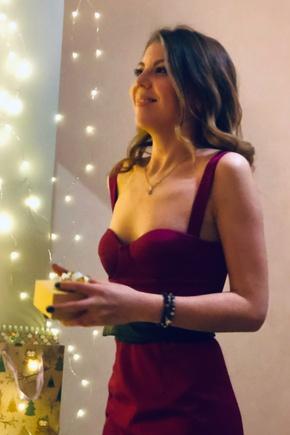 Мое Новогоднее платье!