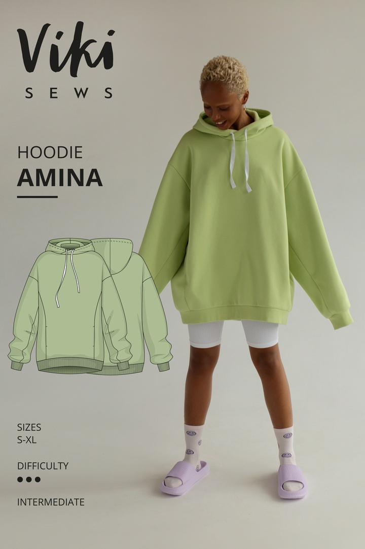 Amina Hoodie