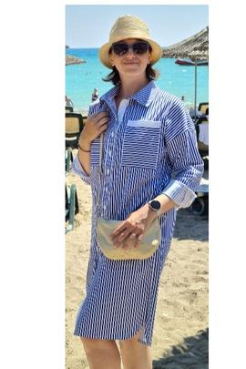 Платье-рубашка Адель.                                 cover of user feedbackПользователь 63318