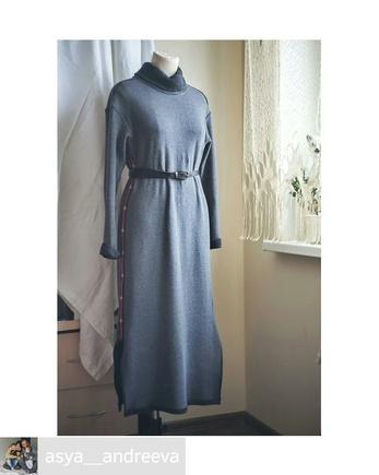 Любимое платье на каждый прохладный день