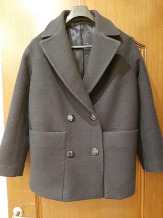 Отличное базовое пальто !