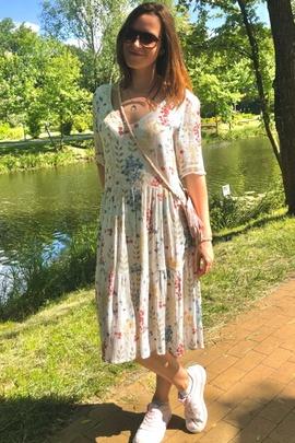 Платье Джуди.                                 cover of user feedbackВиктория Санечкина