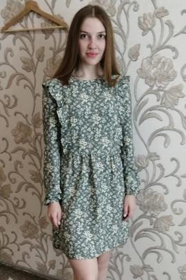 Платье Вики.                                 cover of user feedbackПользователь 64284