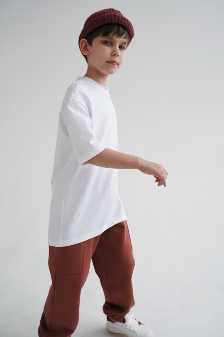 Джемпер (футболка) Глен (мальчики)