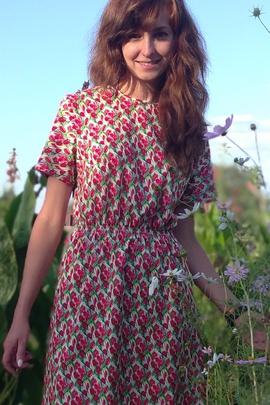 Платье Бланш.                                 cover of user feedbackПользователь 125154