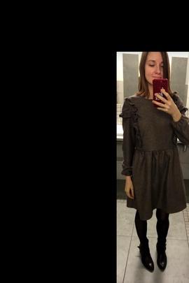 Платье Вики.                                 cover of user feedbackВиктория Санечкина