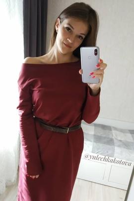 Платье Тельма.                                 cover of user feedbackПользователь 32291