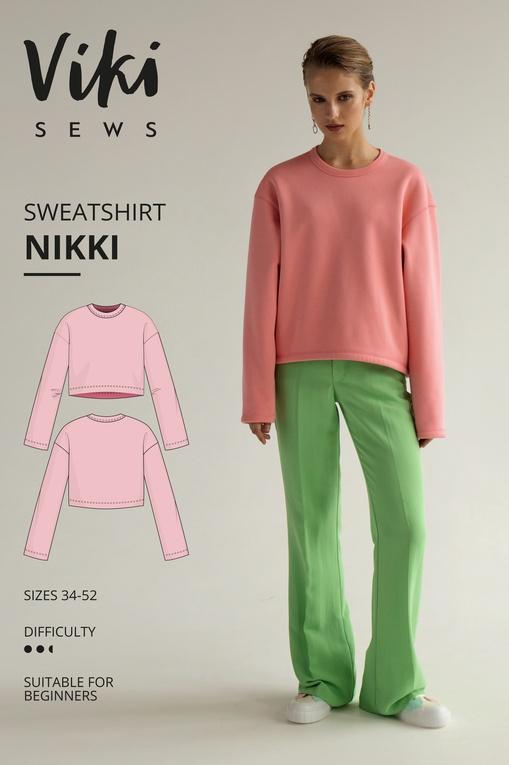 Nikki Sweatshirt