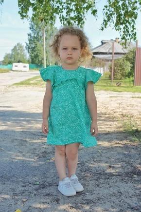 Очаровательное платье для малышек на все случаи