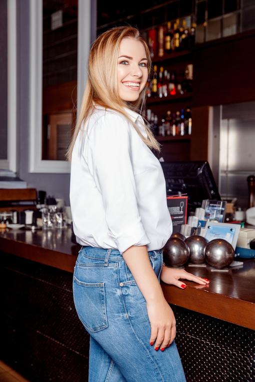 Блуза Эсми