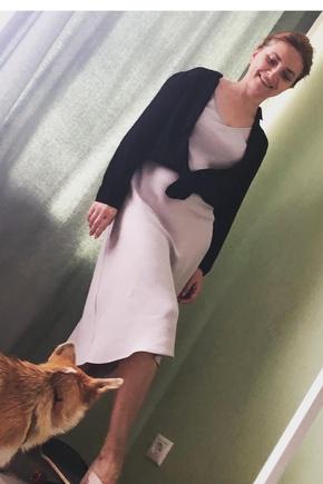 Платье на любой случай.