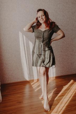 нежно любимое платье