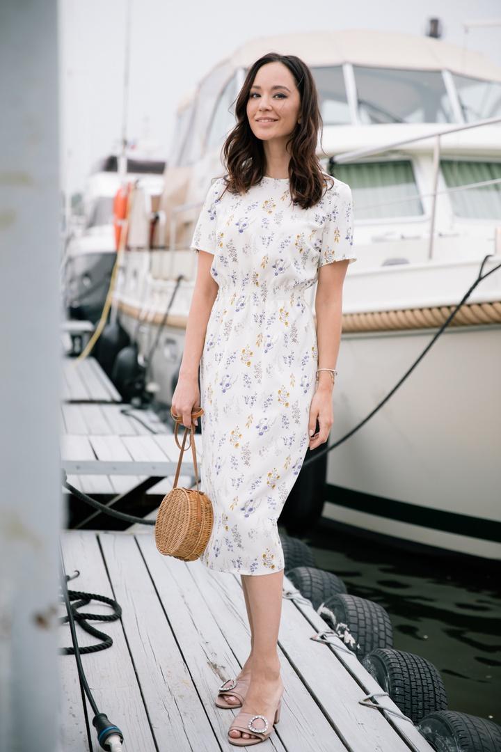 Платье Бланш