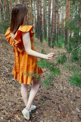 Платье Милана.                                 cover of user feedbackПользователь 116554