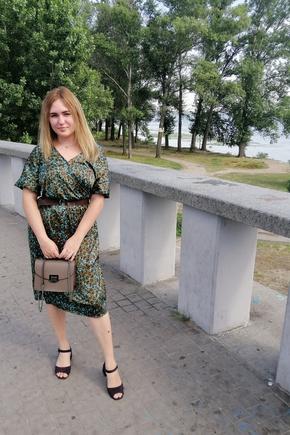 """Платье """"Регина"""" . Отзыв"""
