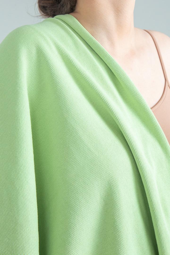 Кашкорсе, зеленое яблоко