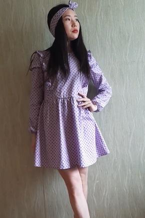 Теперь мое самое любимое платье 👗!
