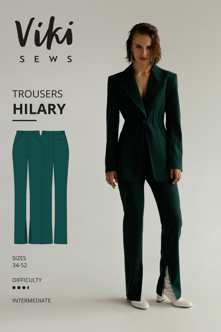 Hilary Trousers