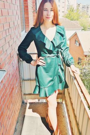 Отличное платье для хорошего настроения