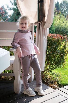 детский спортивный костюм. джемпер Робин, брючки Рене