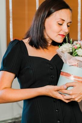 Платье Ролиз.                                 cover of user feedbackСорокоумовская Екатерина
