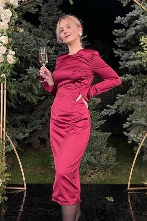 Невероятно элегантное платье
