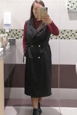 Платье Магали.                                 cover of user feedbackПользователь 123704