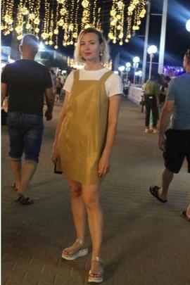 Платье Аннель.                                 cover of user feedbackПользователь 147024
