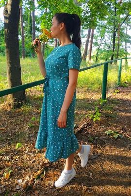 Платье Бланш.                                 cover of user feedbackПользователь 110612