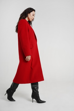 Утепленное пальто Шарлотта
