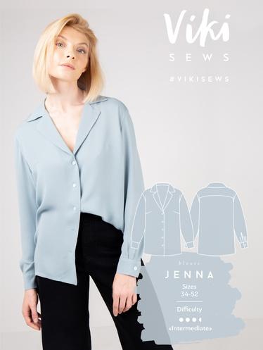Jenna Blouse