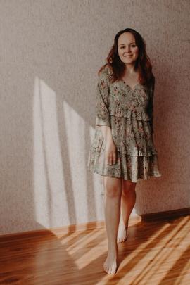 Платье Джуди.                                 cover of user feedbackOlya Ver