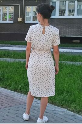 Платье Бланш.                                 cover of user feedbackПользователь 127981