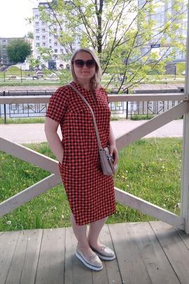 Платье Марина.                                 cover of user feedbackПользователь 34752