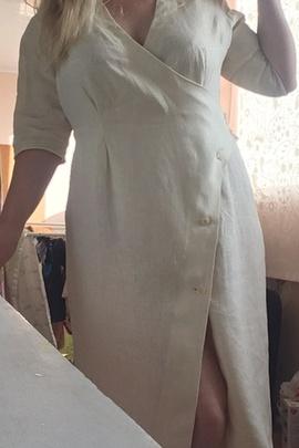 Платье Нанни.                                 cover of user feedbackПользователь 3678