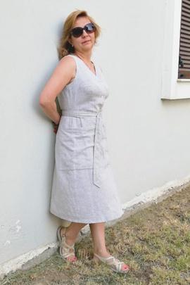 Платье Катрин.                                 cover of user feedbackЛина Климова