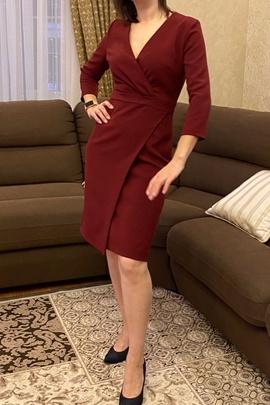 Платье Анна.                                 cover of user feedbackФаина Новикова